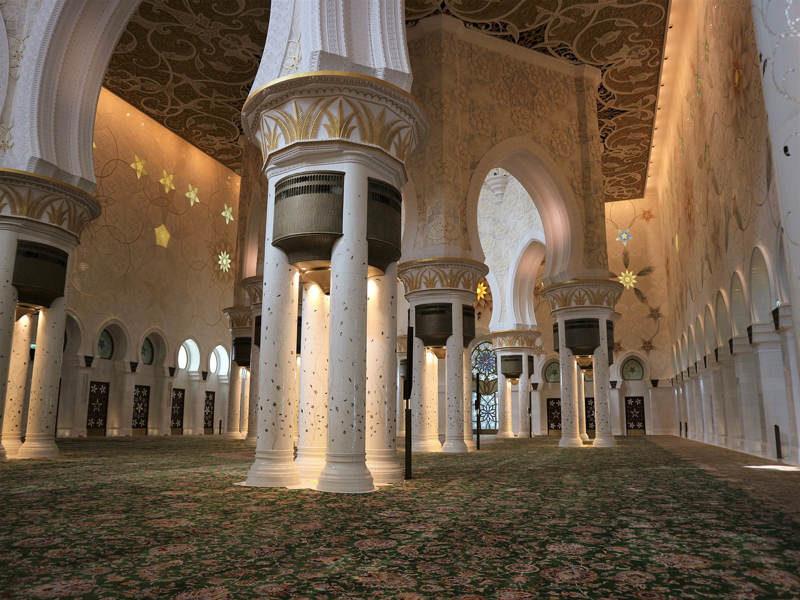 Tips Bersihkan Lantai Masjid senantiasa Mengkilap